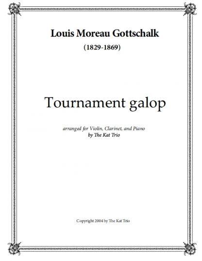 Gottschalk Galop