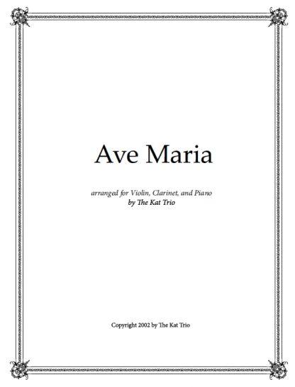 Vavilov Ave Maria