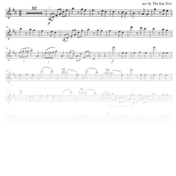 Shostakovich Valse violin